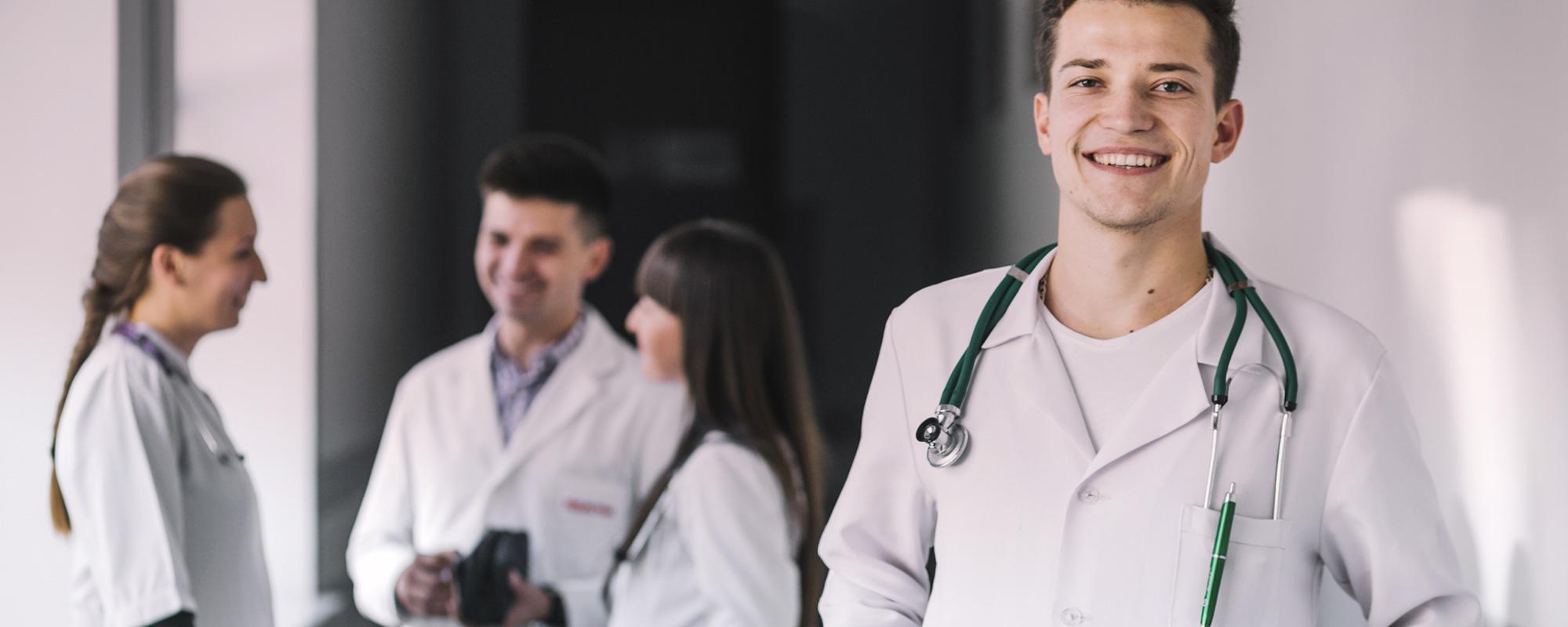 Studiuj na Ukrainie - Medycyna - Stomatologia - Farmacja - Weterynaria